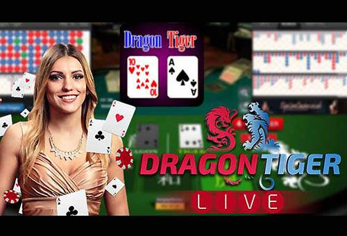آموزش بازی دراگون تایگر Dragon Tiger + نکات و ترفندهای برد