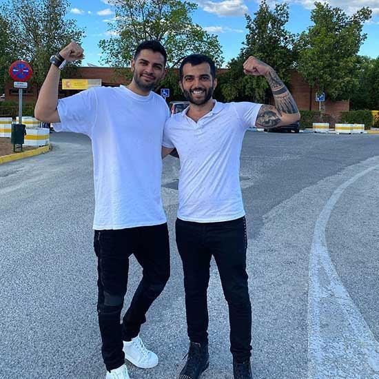 پویان مختاری آزاد شد | ماجرای 40 روز بازداشت پویان مختاری