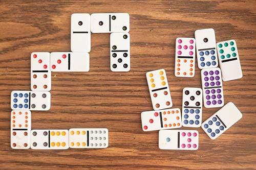 آموزش بازی دومینو آنلاین در سایت های شرط بندی