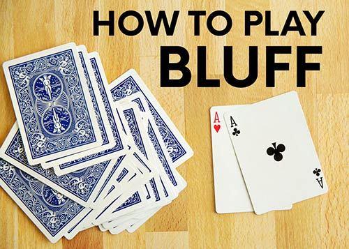 آموزش بازی بلوف با پاسور | قوانین بازی بلوف | ترفندهای بازی بلوف