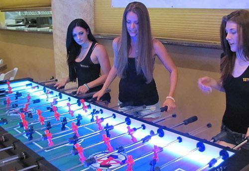 آموزش بازی فوتبال دستی آنلاین