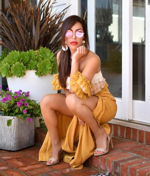 عکس های خفن سارا دستجانی مدل زیبای ایرانی