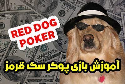 بازی پوکر سگ قرمز (Red Dog Poker) آموزش و ترفندهای برنده شدن