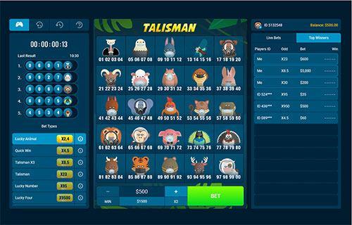 آموزش بازی تالیسمان Talisman در سایت های شرط بندی
