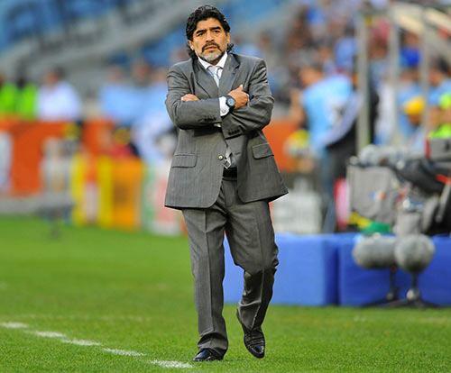 بیوگرافی دیه گو مارادونا Diego Maradona