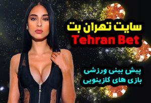 سایت تهران بت Tehran Bet دارای اعتبار و جوایز ویژه برای کاربران