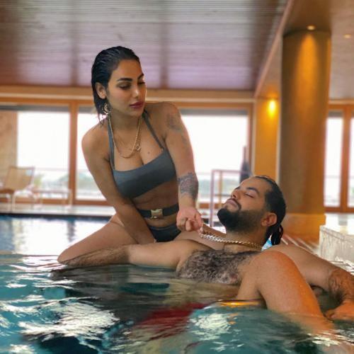 بیوگرافی میلاد حاتمی و همسرش + سایت شرط بندی میلاد حاتمی