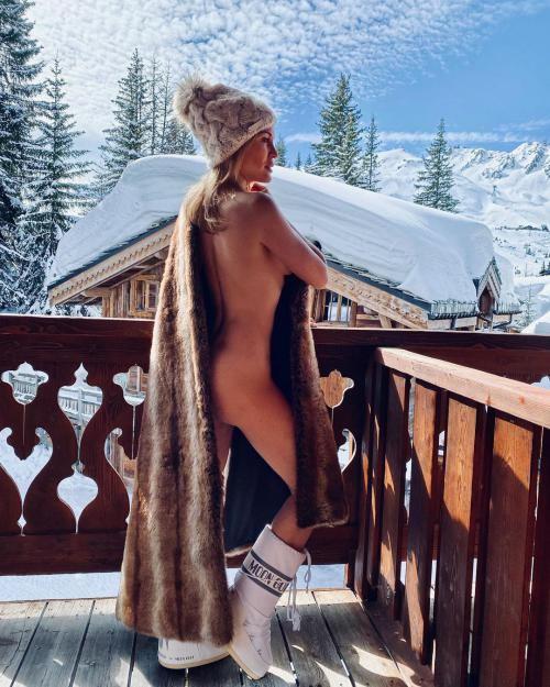 عکس های سکسی هافیت گولان مدل مشهور Hofit Golan