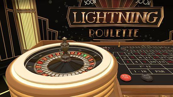 آموزش بازی رولت رعد و برق Lightning Roulette