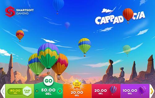 آموزش بازی انفجار کاپادوکیا Cappadocia + ترفندهای برد تضمینی