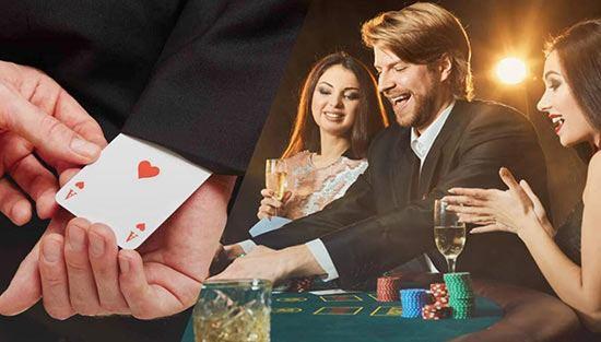 راه های تقلب در بازی پوکر Cheating in poker