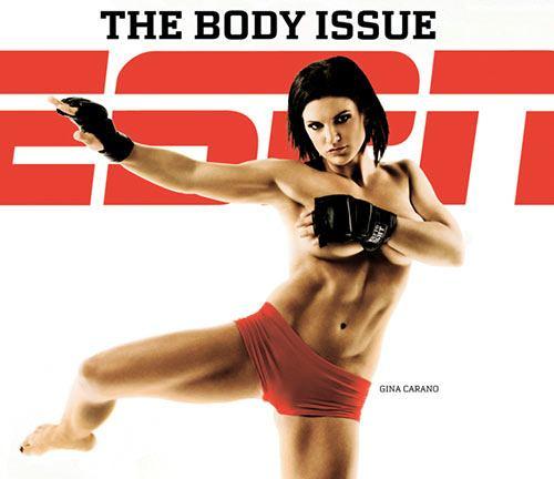 اندام سکسی جینا کارانو Gina Carano زیباترین مبارز زن جهان