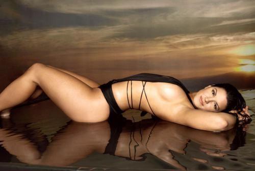 عکس های لخت جینا کارانو Gina Carano بازیگر مشهور