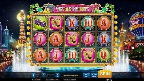 آموزش بازی شب های وگاس Vegas Nights در سایت شرط بندی