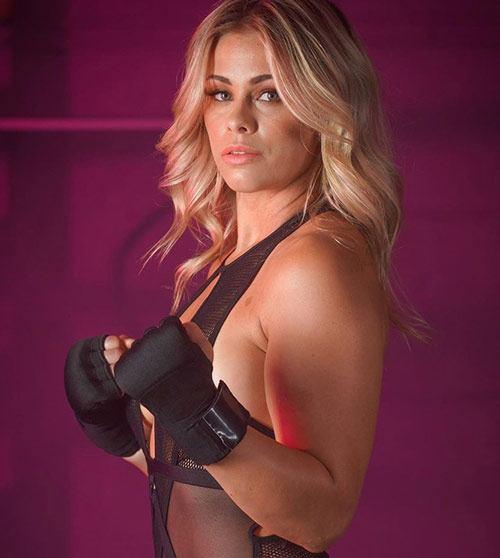 درباره پیج ونزنت Paige VanZant مبازر سکسی UFC