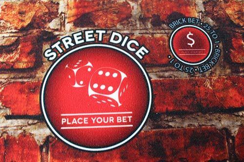 آموزش بازی استریت دایس Street Dice در سایت شرط بندی