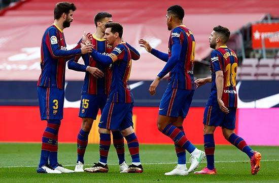 شرط بندی روی تیم های برتر لالیگا در فصل 22-2021