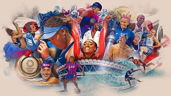 بهترین ورزشکاران المپیک 2021 برای شرط بندی ورزشی