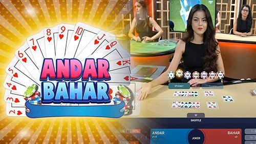 آموزش بازی اندر بهار Andar Bahar در سایت شرط بندی
