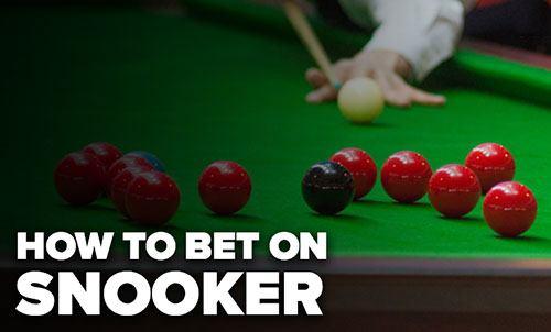 آموزش کامل شرط بندی اسنوکر Snooker + استراتژی های برنده شدن