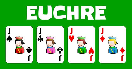 آموزش بازی پاسور فریب Euchre + قوانین و استراتژی ها
