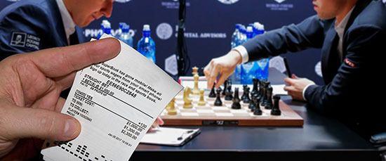 آموزش شرط بندی شطرنج آنلاین Chess Betting